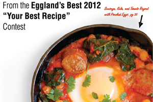 "Eggland's Best Eggs eCookbook, ""Your Best Recipes"""