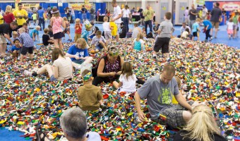 LEGO KidsFest – Richmond, VA  February 15-17, 2013 + Winner Announcement
