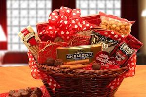 Valentine Gift Basket Giveaway