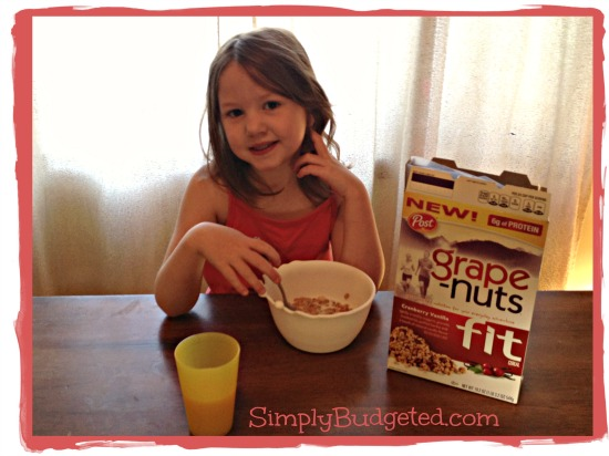 Grape-Nuts Fit