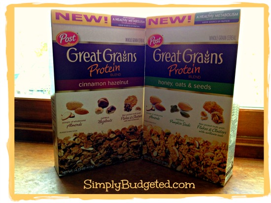 Great Grains Cereals