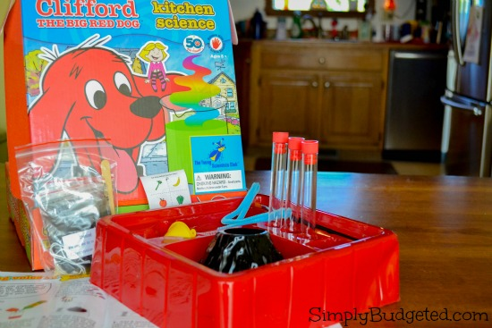 Clifford Kitchen Science Kit