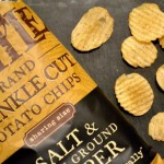 Kettle Brand Chips - Salt & Pepper