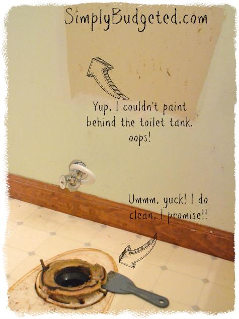 DIY Replacing Toilet