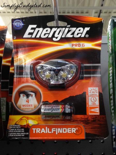 Energizer Trailfinder Pro 6