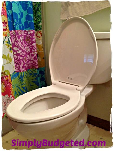 American Standard Champion PRO Toilet Open