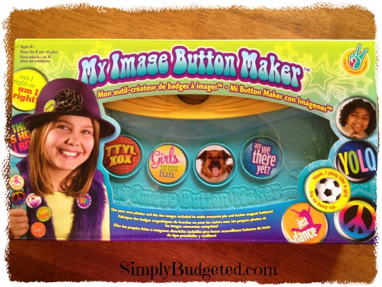 My Image Button Maker