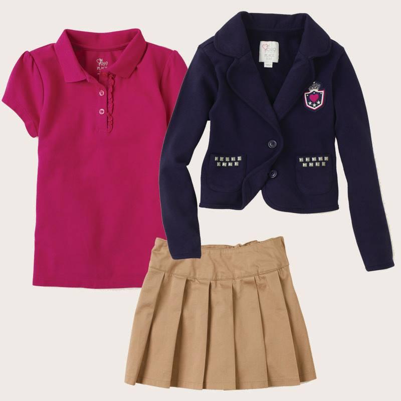 The Children's Place Girl Uniform
