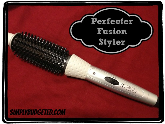 ... excited to feature a sponsored review of the Perfecter Fusion Styler