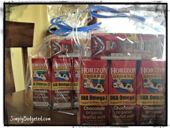 Horizon Organic Milk Giveaway Prize
