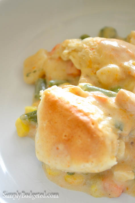 Pillsbury Chicken Pot Pie-2