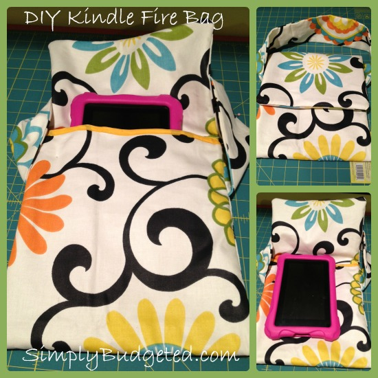 Waverize It Kindle Fire Bag