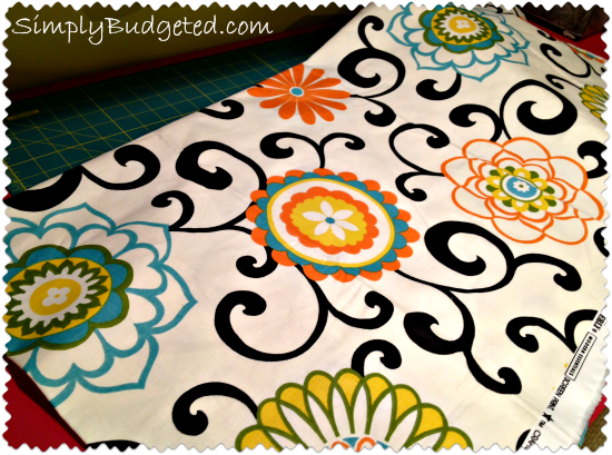 Waverize It fabric