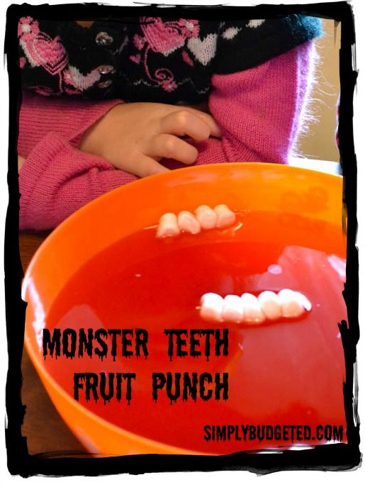 Monster Teeth Fruit Punch #shop