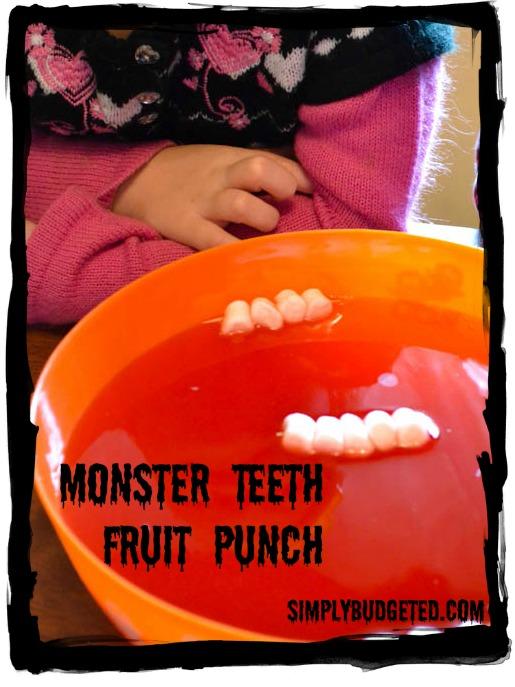 Monster Teeth Fruit Punch #shop