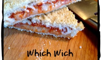 Copycat Which Wich Pizza Sandwich