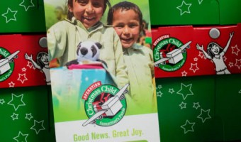 Operation Christmas Child National Collection Week is Coming!