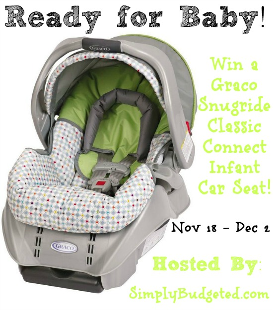 Graco Car Seat Blogger Giveaway
