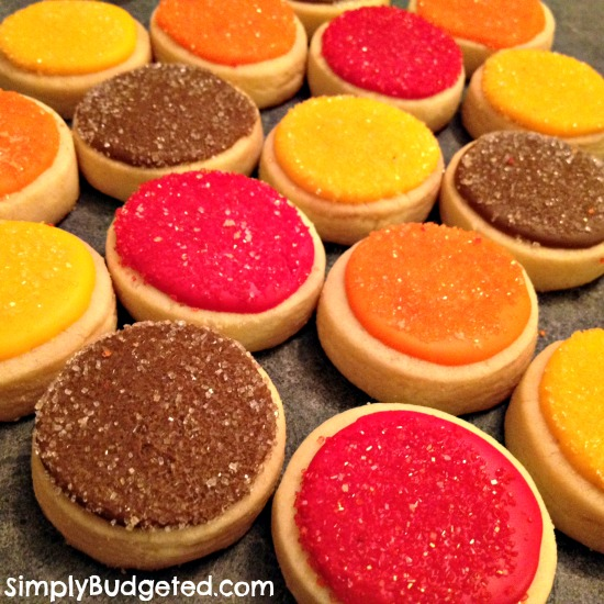 One Creative Cookie Fall Cookies