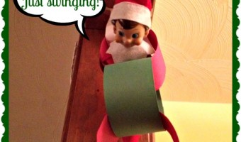 Elf on the Shelf: Day 19 Countdown is ON!