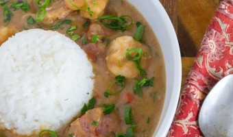 Cajun Gumbo with a Creole Flair