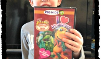Dinosaur Train: I Love Dinosaurs DVD