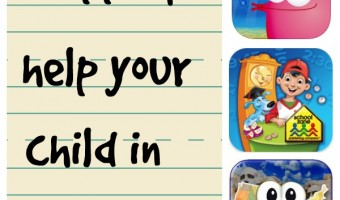 3 Apps that will help your child in school