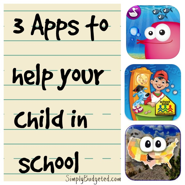 3 apps to help your child in school
