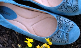 Spring time with Earth Footwear