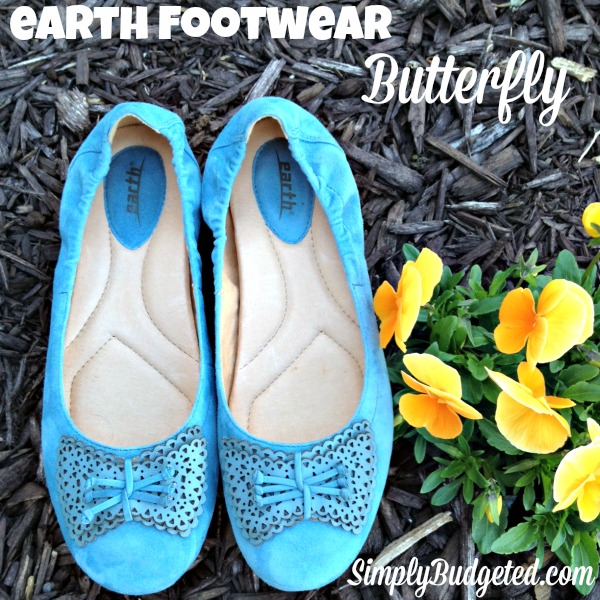 earth footwear butterfly spring shoes