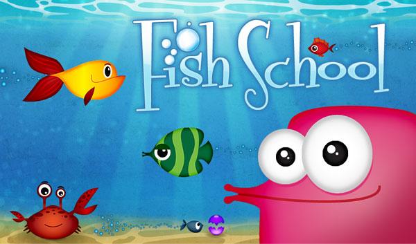 Fish School App