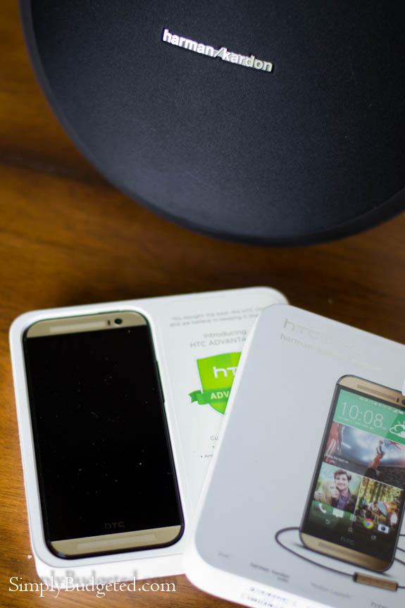 Travel Light Sprint HTC One-1