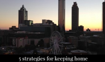 5 strategies for keeping home security affordable in Atlanta, GA