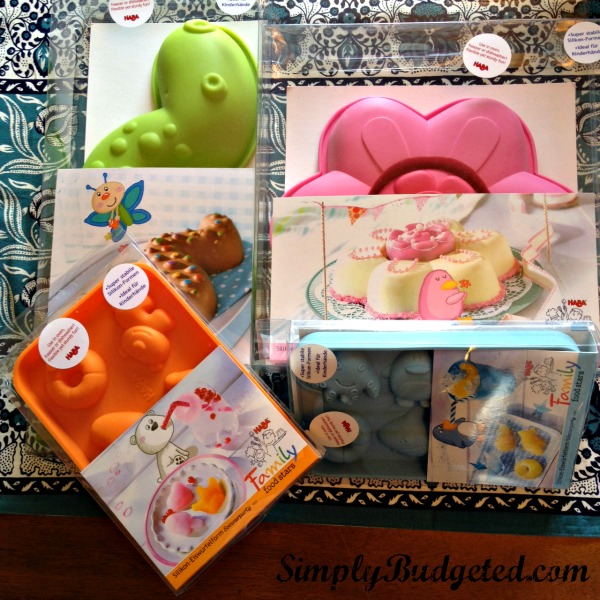 HABA Summertime Treats with Silicone Molds