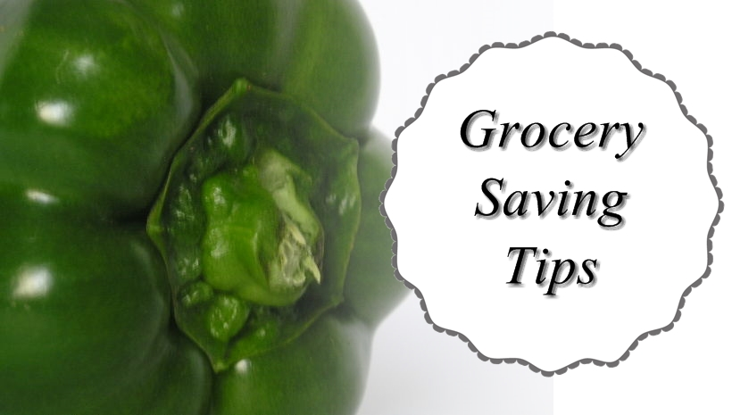4 Great Grocery Saving Tips