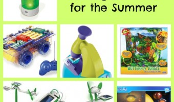 Discount Science Learning Resources for the Summer