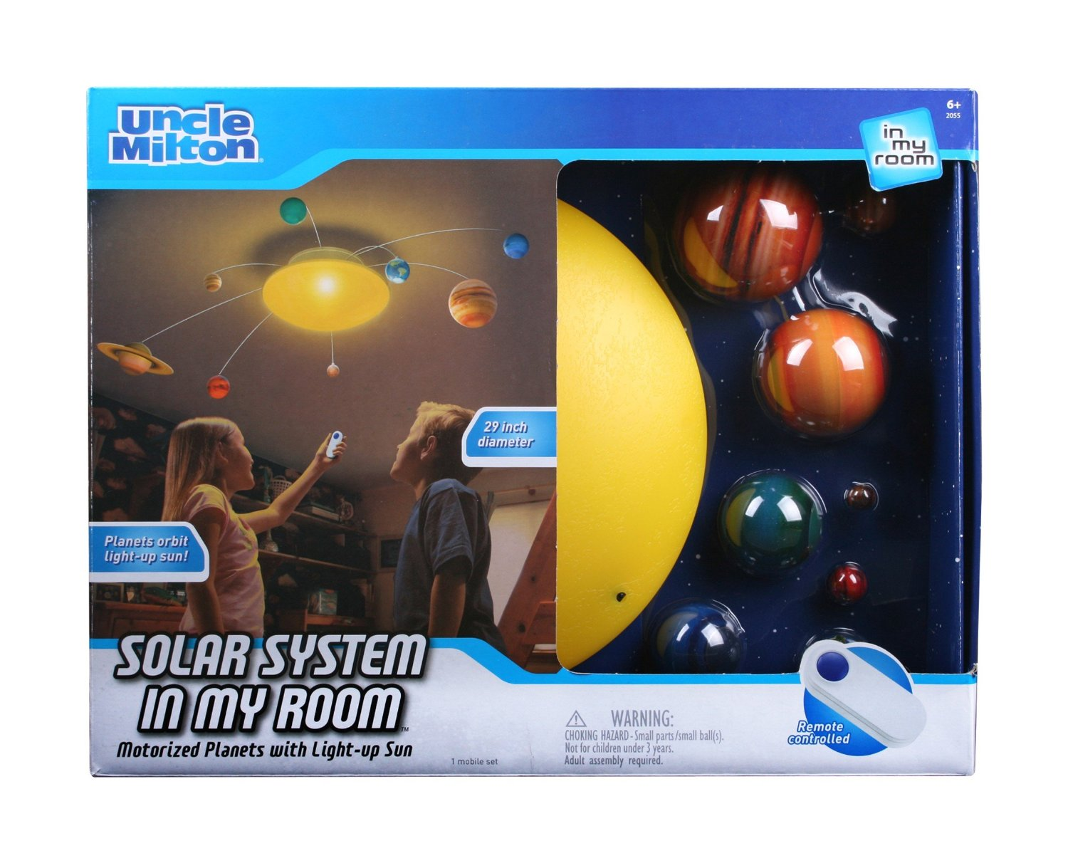 discount learning - solar system