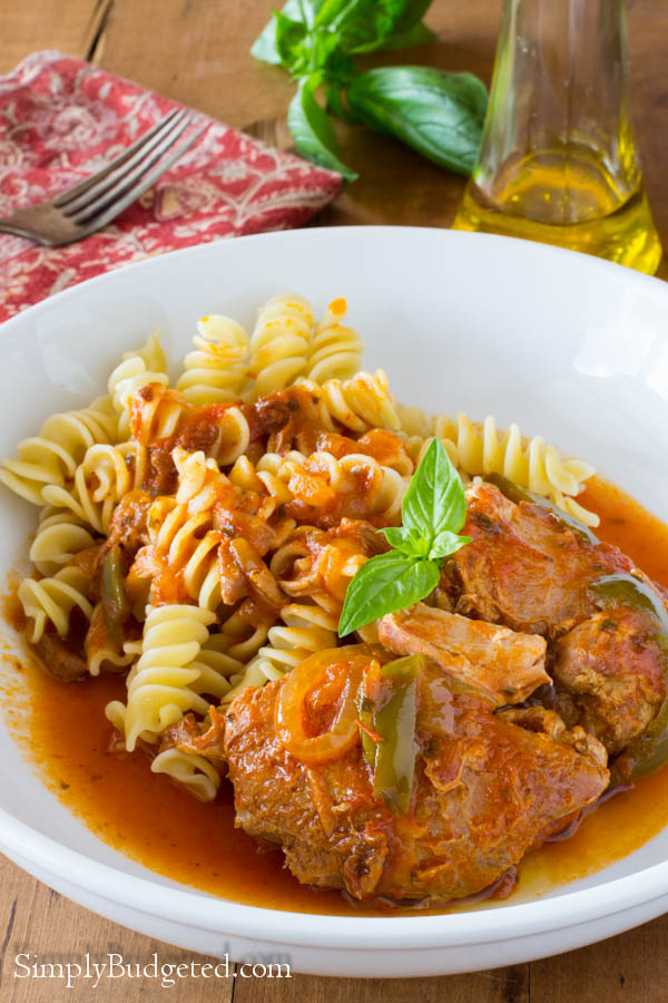 Classico Braised Chicken-3
