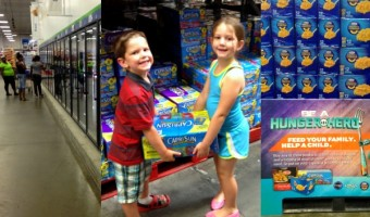 #ad Help Fight Hunger with Hunger Heroes