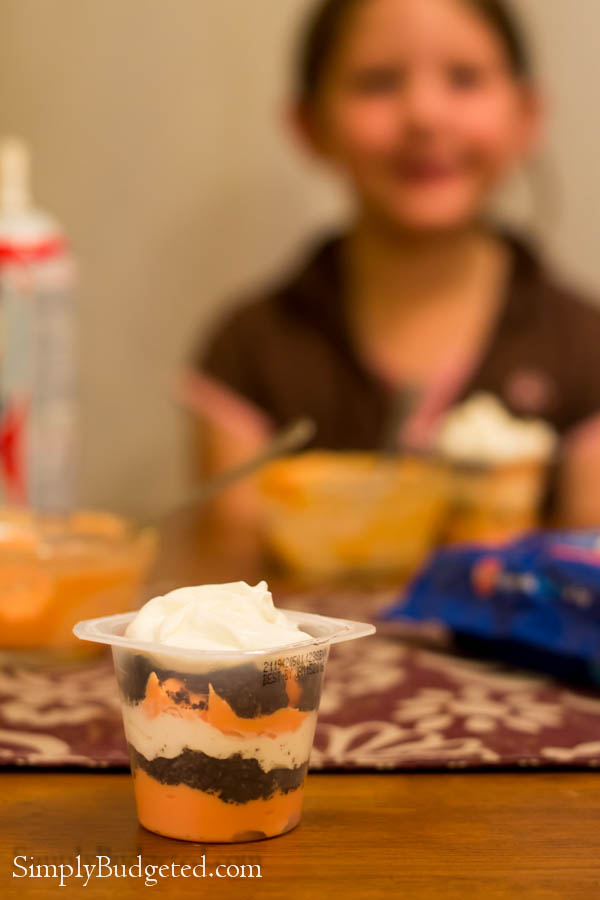 Halloween Snack Pack Trifle-5