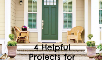 4 Helpful Projects for Updating the Exterior of your Home this Fall