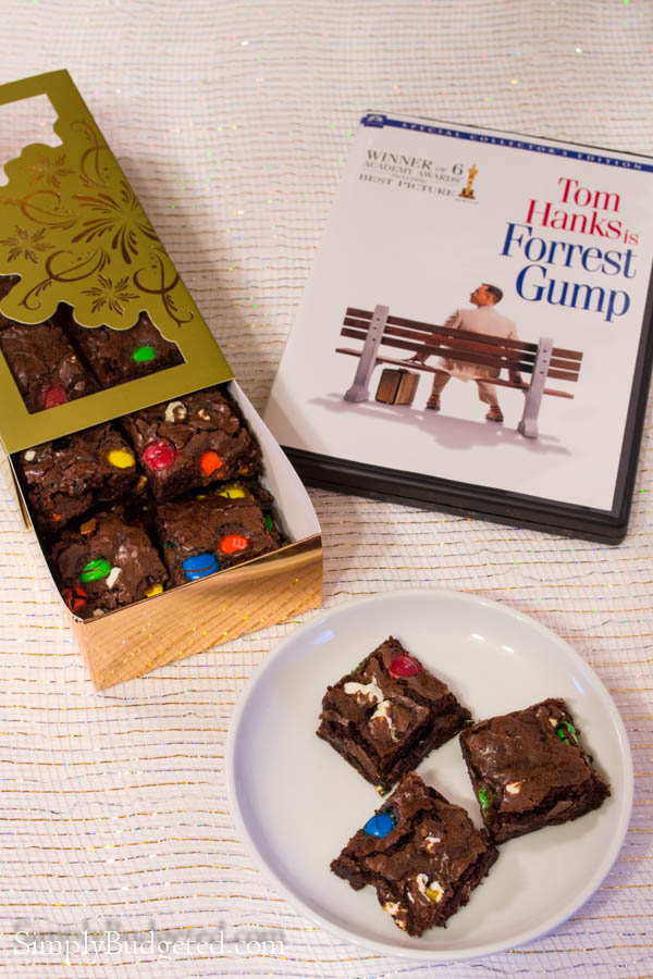 Easy Popcorn Brownies Make a Great Box of Chocolates