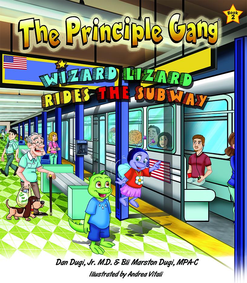 The Principle Gang Book 2