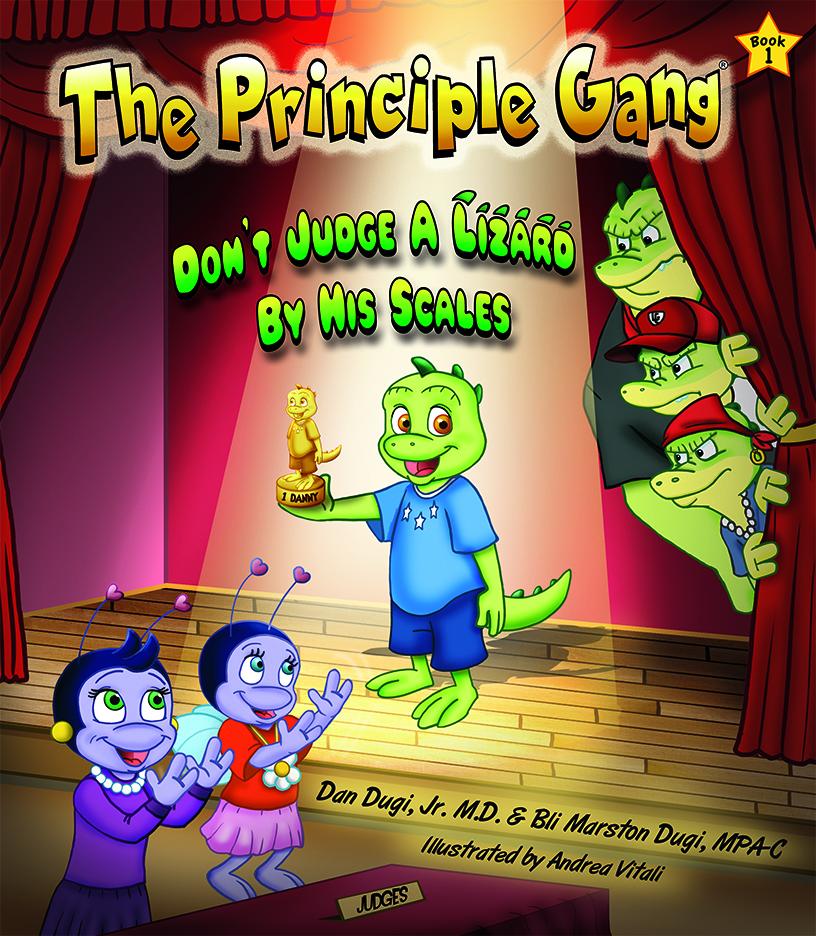 The Principle Gange Book 1