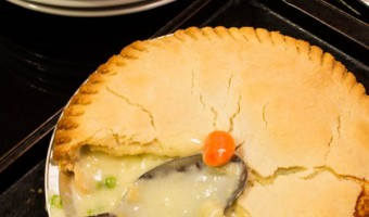 Winter Comfort with Marie Callender's Pot Pies
