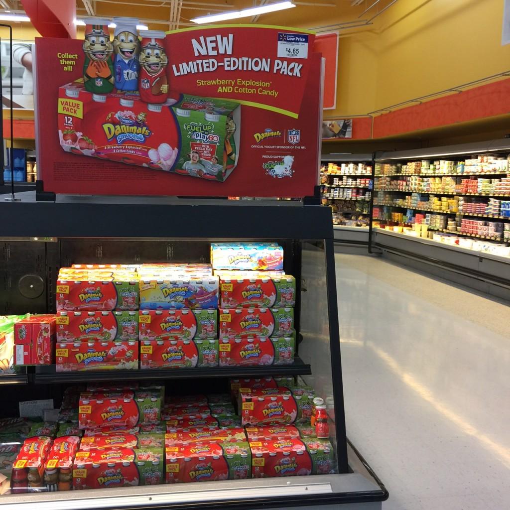 Dannon-Danimals-Walmart