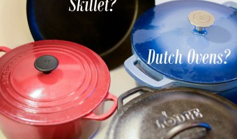 Finding Your Cast Iron Essentials