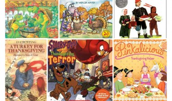Thanksgiving Kids Books