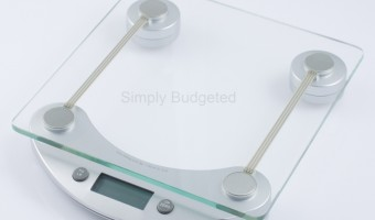 Two Cents Tuesday:  Kitchen Scale