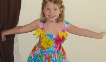 Wordless Wednesday: Birthday and Kindergarten!